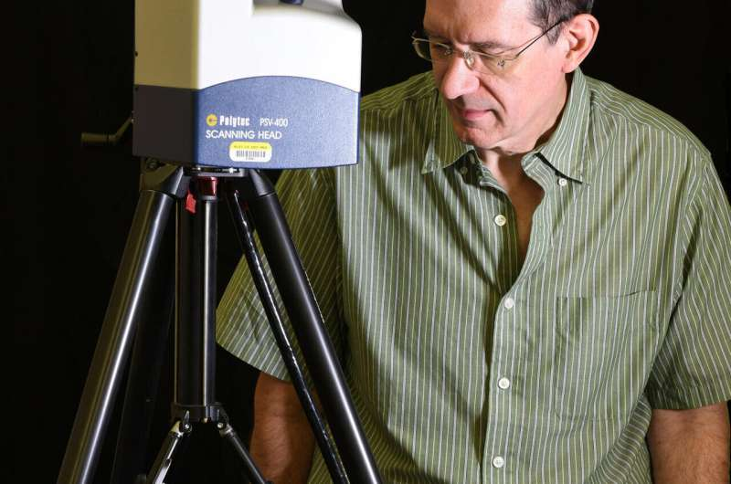 New laser-based microphone calibration measures up