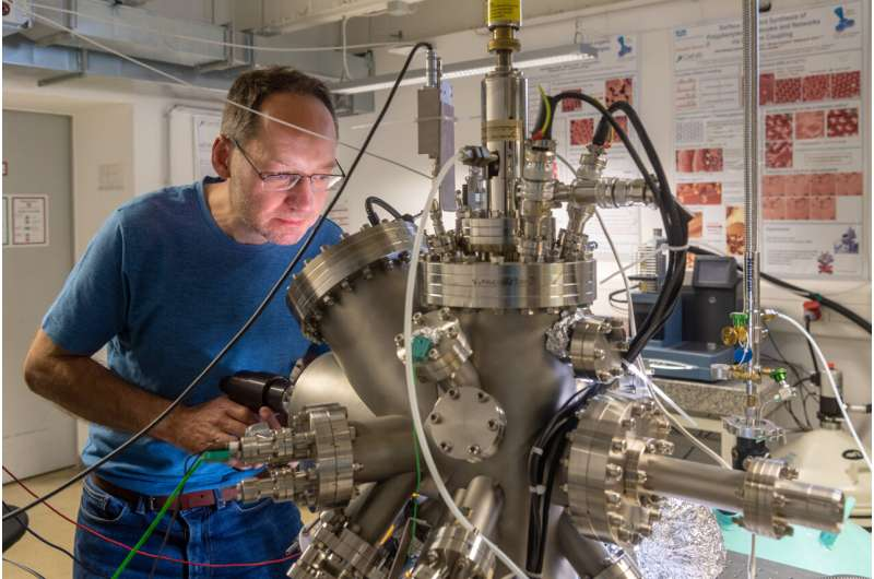 New light on making two-dimensional polymers