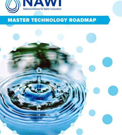 New master roadmap guides industries to invest in low-cost, low-energy ways to treat salt water and recycle wastewater