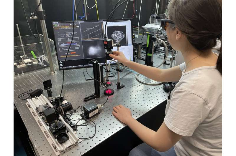 New microscopy method reaches deeper into the living brain