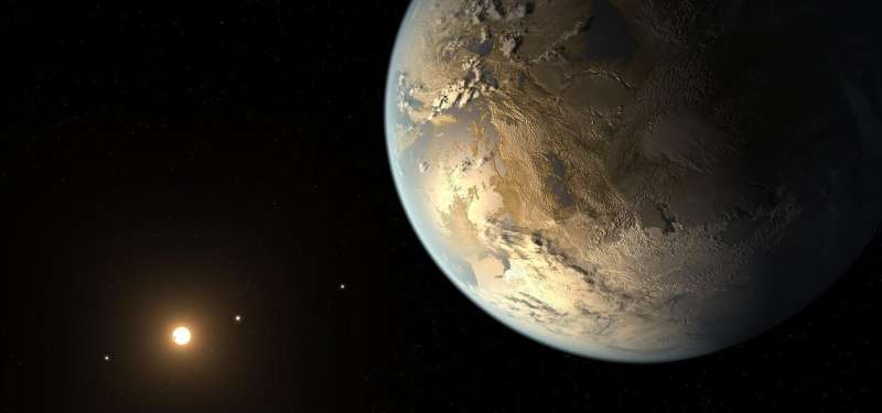 New model can predict carbon cycle presence on exoplanets