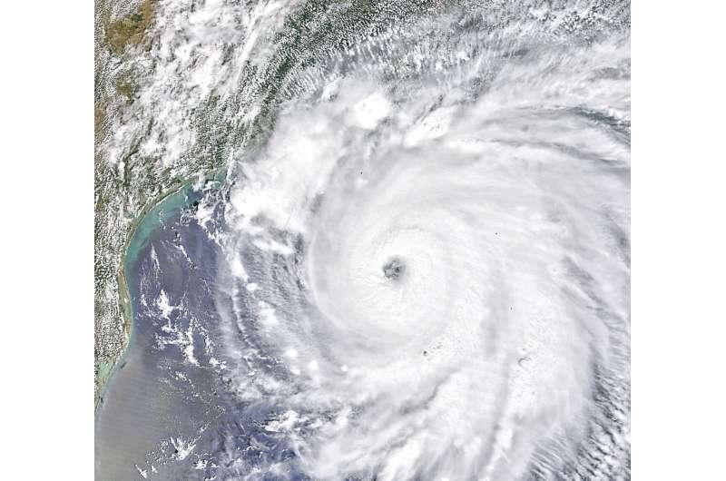 Nuevo modelo podría ayudar a predecir huracanes en el Golfo de México