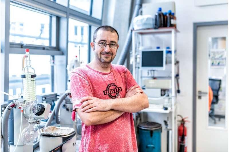 Un nuevo nanomaterial para el tratamiento de infecciones cutáneas