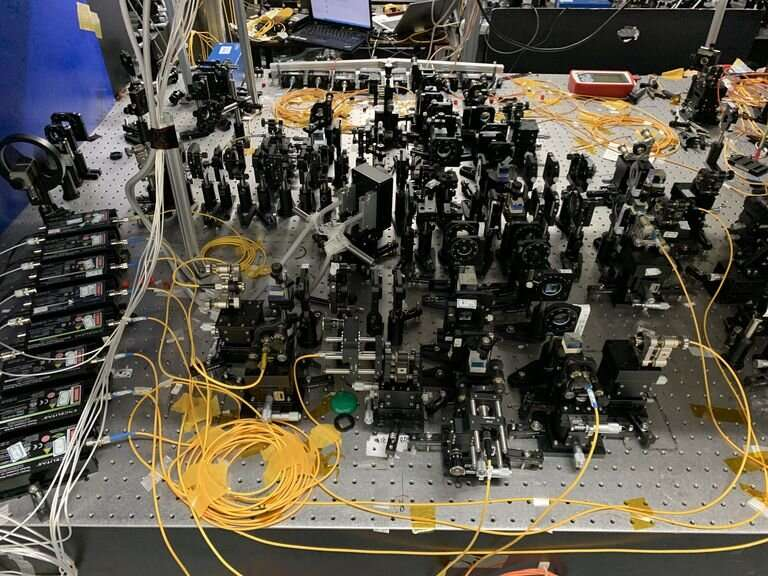 New quantum transmission protocol has higher data transmission rate, robustness against interference