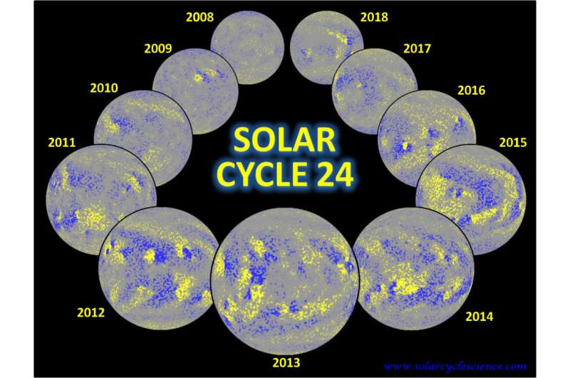 New sunspot catalogue to improve space weather predictions