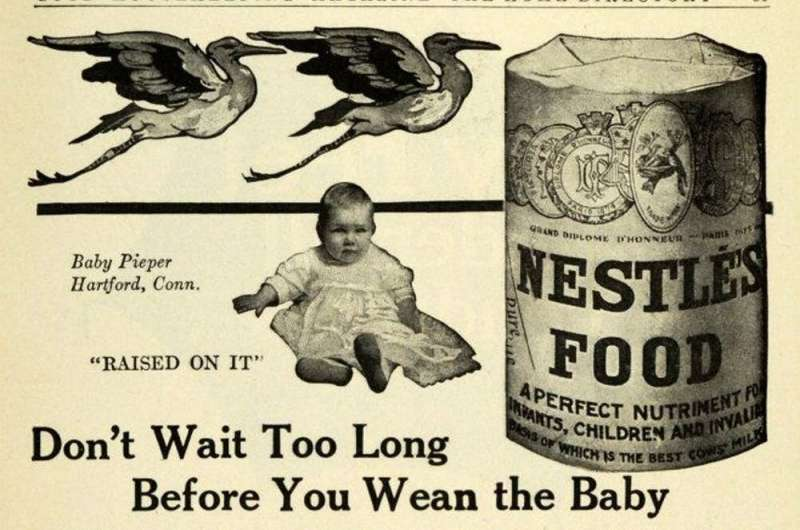 New technologies claiming to copy human milk reuse old marketing tactics to undermine breastfeeding