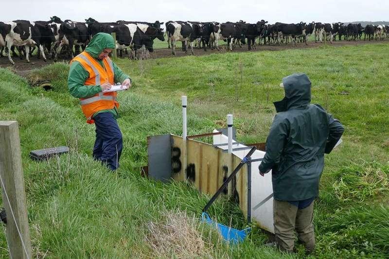 La nueva tecnología ayuda a los agricultores a eliminar los nitratos del drenaje