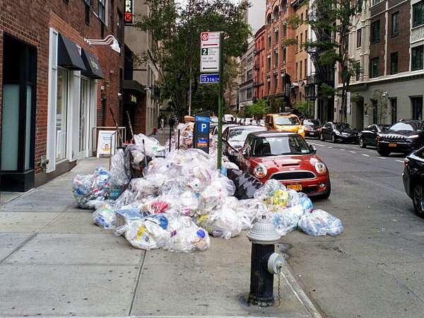 New York City's trash dilemmas — and opportunities