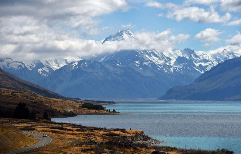 New Zealand had been banking on footage of the country's rugged beauty again sparking a tourism boom among fantasy fans