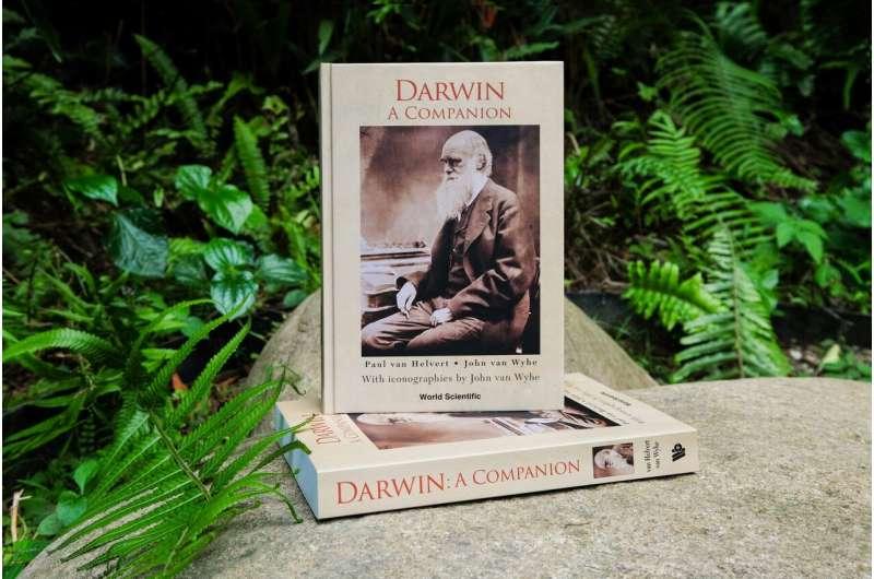 New book reveals Charles Darwin's cultural impact in unprecedented detail