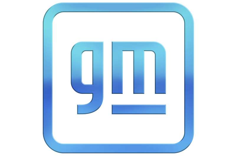 New campaign, and logo, for GM in a bid to electrify image