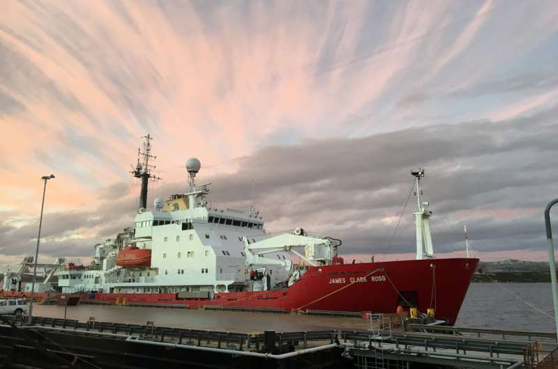 New factor in the carbon cycle of the Southern Ocean identified