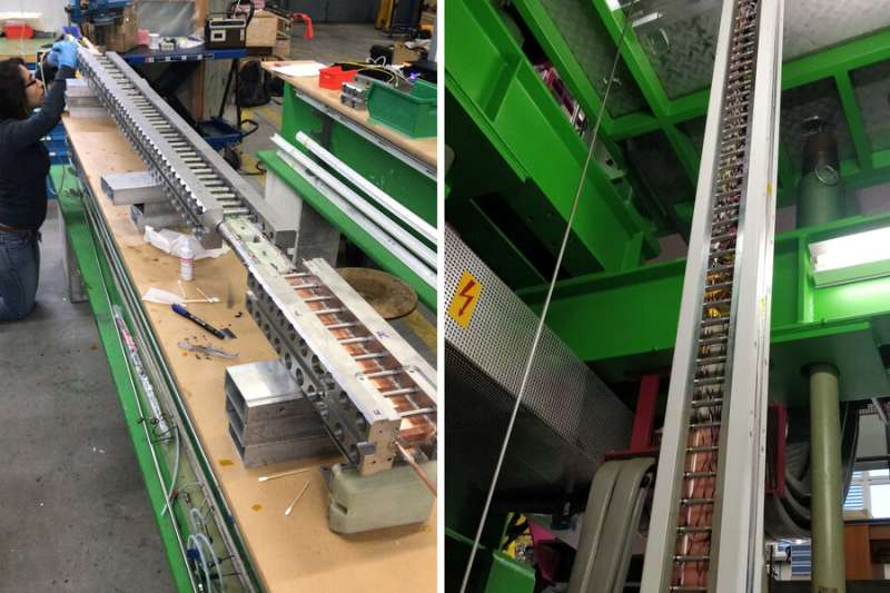 New fiber optic temperature sensing approach to keep fusion power plants running