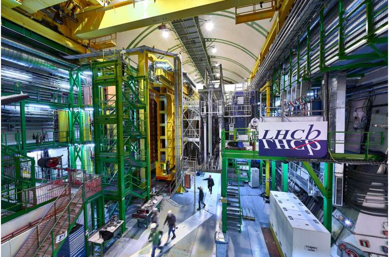 New results challenge leading theory in physics