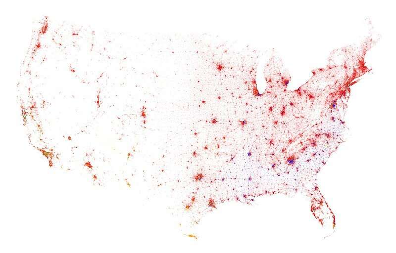New statistical model predicts which cities could become 'superspreaders'