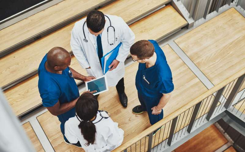 New teamwork model could improve patient health care