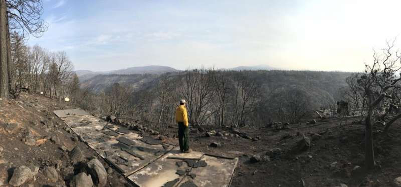 New timeline of deadliest California wildfire could guide lifesaving research and action