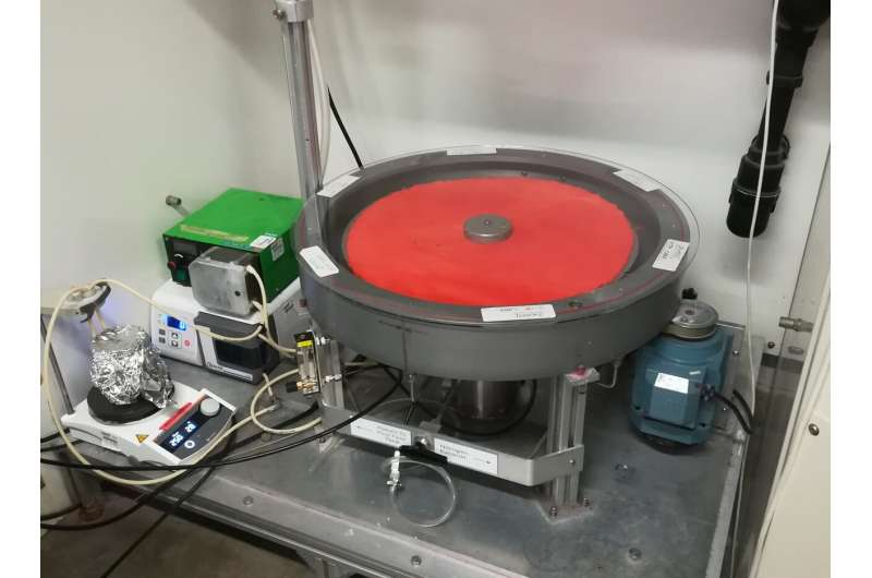 New turntable-like catalytic reactor promises more sustainable chemical manufacturing