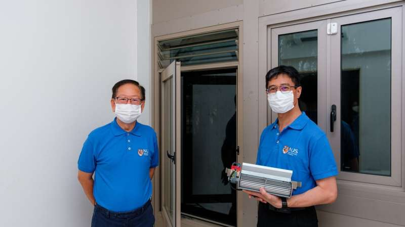New window system cuts sound levels by 26 decibels, achieves four times better ventilation