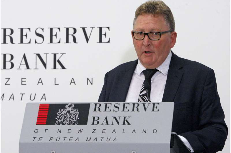 New Zealand central bank says data system hacked