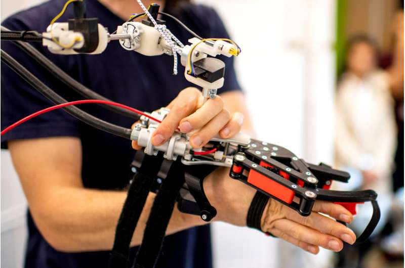 Nimble robotic arms that perform delicate surgery may be one step closer to reality
