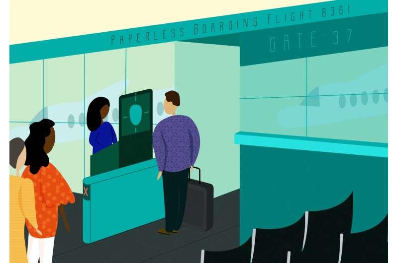 Le NIST évalue la précision d'un logiciel de reconnaissance faciale pour l'embarquement