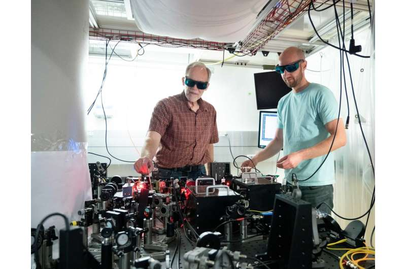 NIST's quantum crystal could be a new dark matter sensor