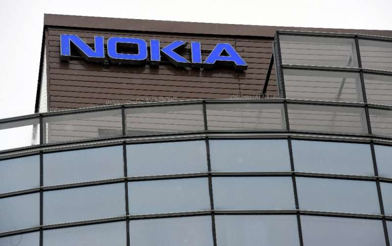"""Nokia CEO Pekka Lundmark says he was """"particularly pleased by strong sales growth"""" as the Finnish telecoms giant retur"""