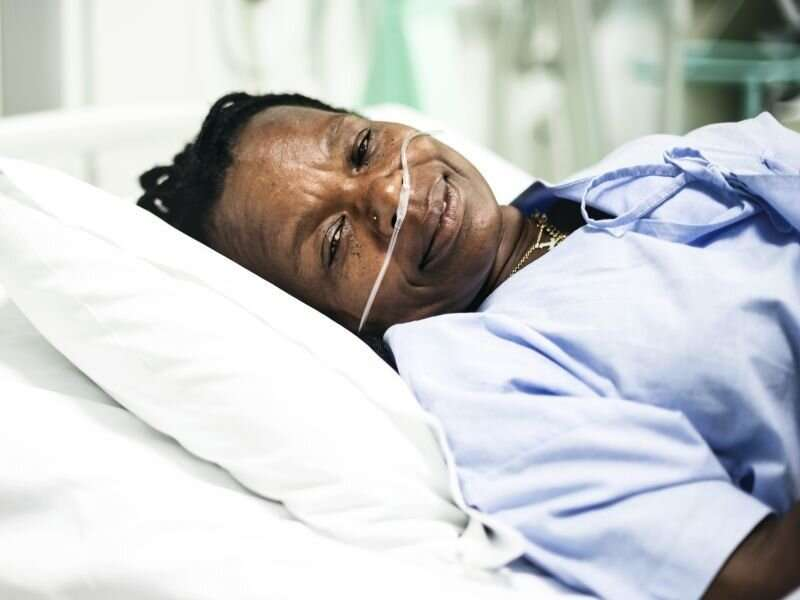 Non-white race tied to higher likelihood of COVID-19 infection