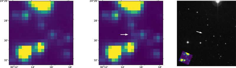 Not just for finding planets: Exoplanet-hunter TESS telescope spots bright gamma-ray burst