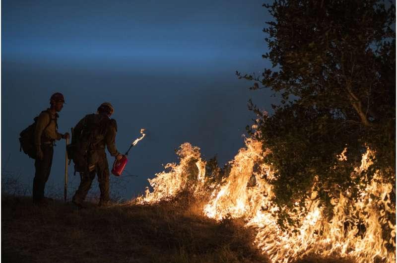 'Nada se ve bien' preparándose para la temporada de incendios forestales de verano