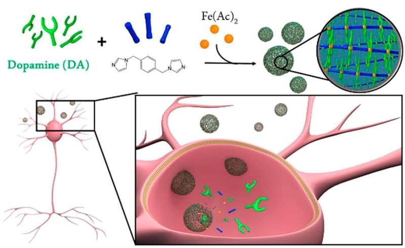 Novel nano-encapsulation approach for efficient dopamine delivery in Parkinson's treatment