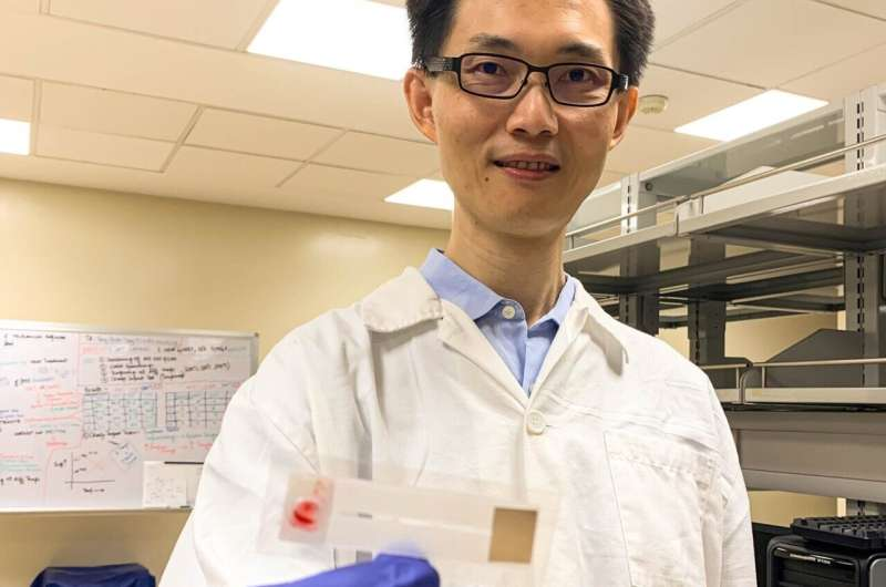 NTU develops rapid malaria test kit that could aid diagnosis in developing countries