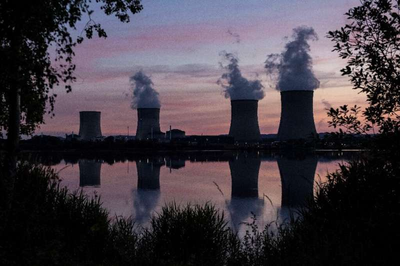 Nuclear plants such as Cattenom in France provide massive power loads with no direct emissions