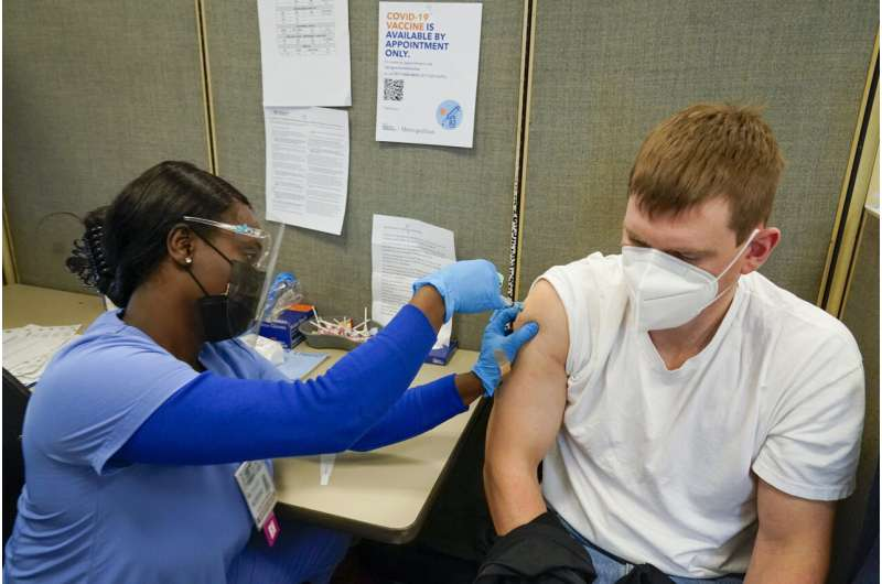 NY to require state employees to get vaccines, or get tested