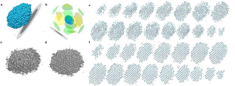 Observing individual atoms in 3D nanomaterials and their surfaces