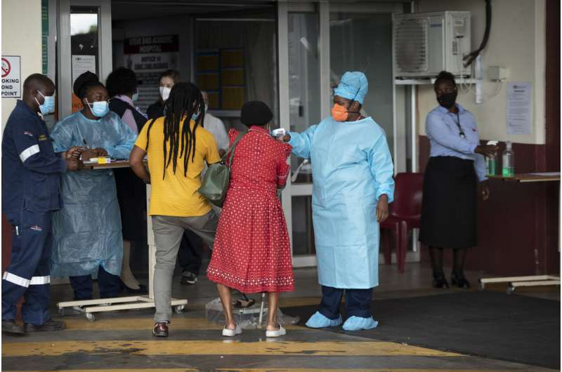 Official: Africa secures close to 300 million vaccine doses