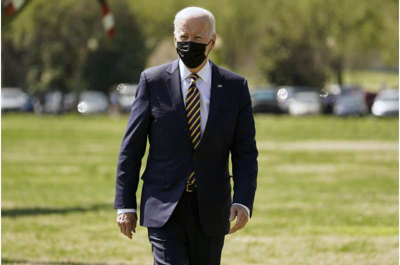 Official: Biden moving vaccine eligibility date to April 19