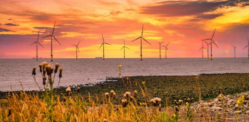 Offshore wind turbines could number 30,000 by 2030 – new ideas in ocean engineering are needed to install them