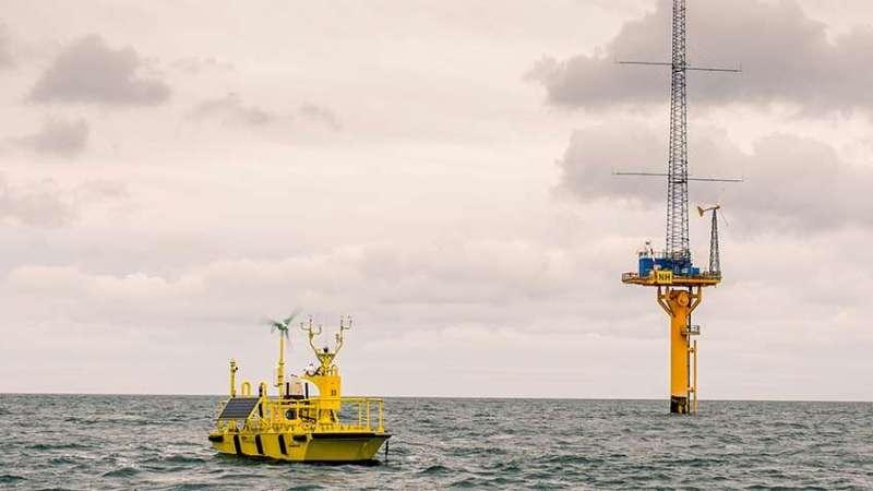 Offshore wind data release propels wind prospecting