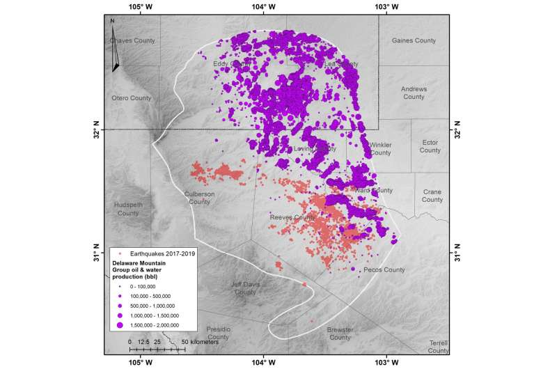 Old oil fields may be less prone to induced earthquakes
