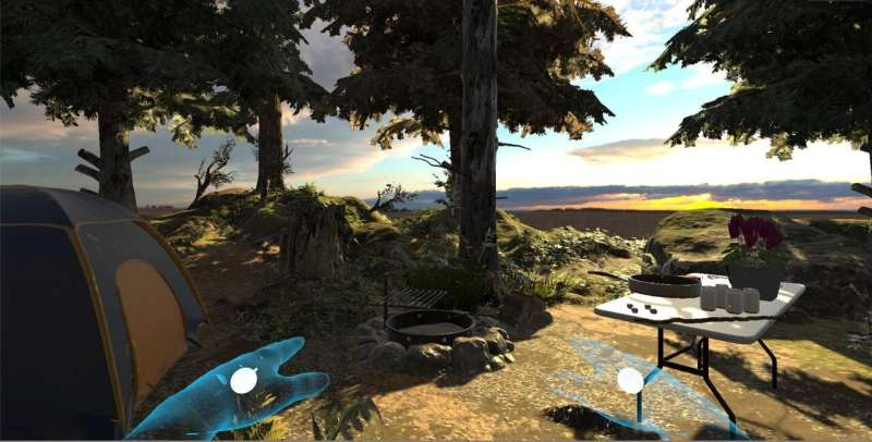 Olfactory virtual realities show promise for mental health practices and integrative care
