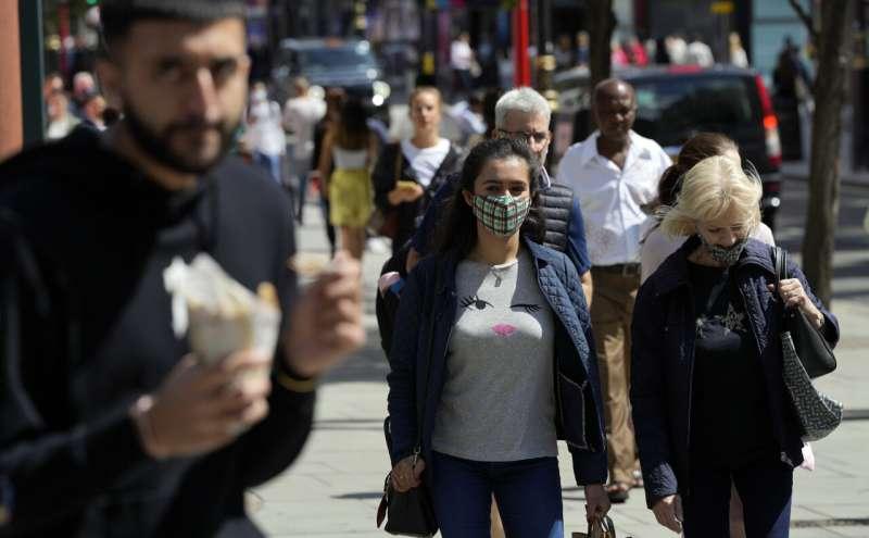Once-gloomy scientist says future UK lockdowns unlikely
