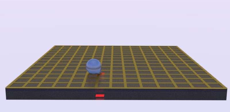 Opening up possibilities with open-top optofluidic device