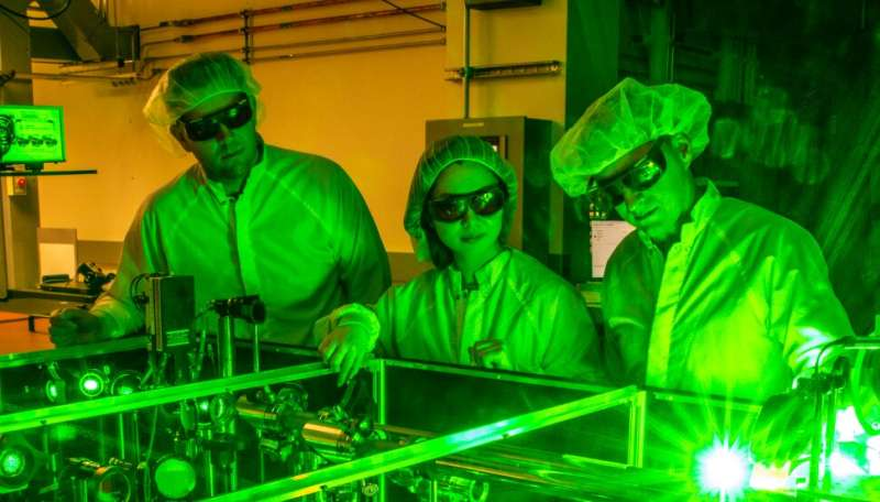 Optical innovation could calm the jitters of high-power lasers