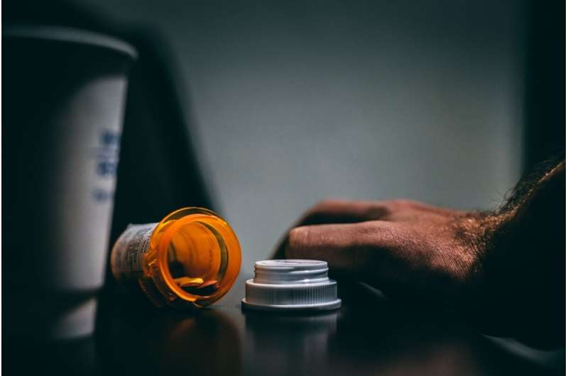 Overdose deaths up 42% in 2020; largest increases among Black and Latino communities
