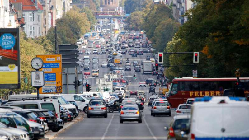 Ozone pollution in germany falls thanks to lower nitrogen oxide emissions