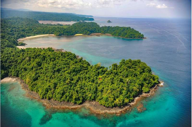 Panama expands the limits of the Coiba protected area