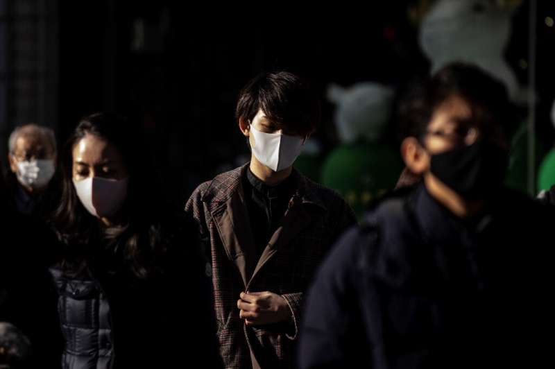 Parts of Japan are now under a virus state of emergency as the country battles a surge in infections