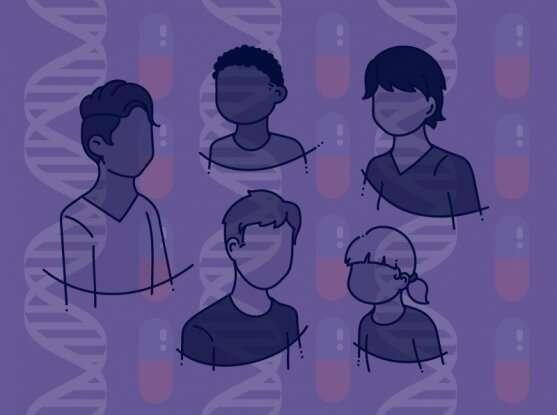 Pediatric cancers have unique genetic vulnerabilities